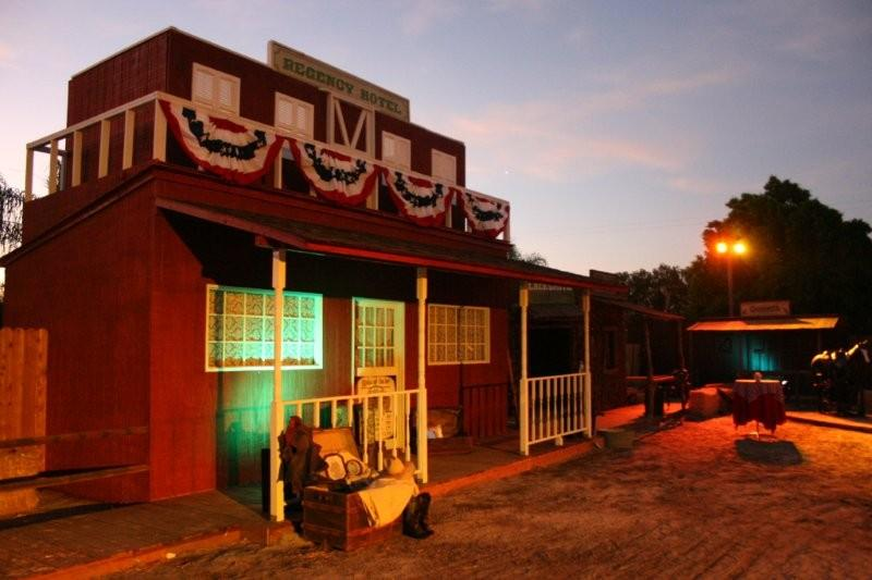 Regency Ranch In Rancho Mirage Ca Western Themed Events